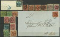 Danemark - Lot - 1854-1915
