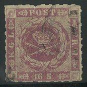 Danemark - 1863