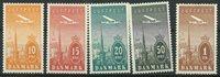 Danemark - 1934
