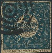 Danemark - 1851