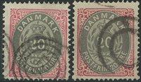 Danemark - 1875