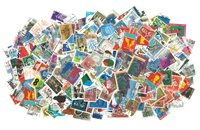 Netherlands - 1000 different stamps