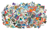 Pays-Bas - 1000 timbres différents