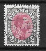 Dinamarca - AFA 151 - Usado