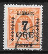 Dinamarca - AFA 160 - Usado