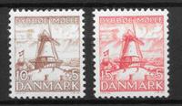 Dinamarca - AFA 237-238 - Nuevo