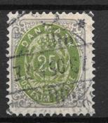 Dinamarca - AFA 29B - Usado