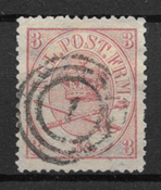 Dinamarca 1864 - AFA 12 - Usado