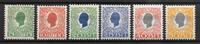 Antille Danesi 1905 - AFA 24-29 - nuovo linguellato
