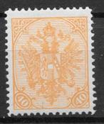 Bosnia 1900 - AFA 19 - Nuevo con charnela