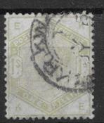 Englanti 1883 - AFA 81 - Leimattu