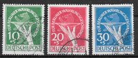 Berlín 1949 - AFA 68-70 - Usado