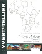 Yvert & Tellier 2018 - Afrika 2018 Vol.II, G-Z