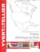 Yvert Nordamerika C-T 2018