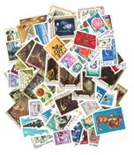 Rumænien - 160 forskellige frimærker