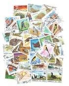 Uusi venäläisi valtioita - 46 postimerkkiä