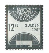 Holland - Sølvfrimærke - Postfrisk frimærke