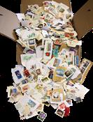 Germania RFT - francobolli a peso - 2 Kg