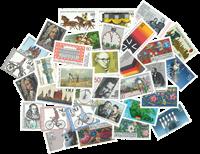 Vesttyskland - 1985 postfrisk med miniark