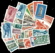 Switzerland - Pro Patria set 1936-1949, complete -  Mint