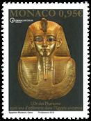 Monaco - Faraoernes guld - Postfrisk frimærke