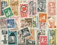 Checoslovaquia - Lote de repetidos