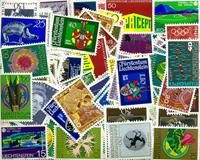 Liechtenstein - Erä postituoreita kaksoiskappaleita
