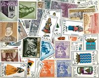 Espanja - Erä postituoreita kaksoiskappaleita