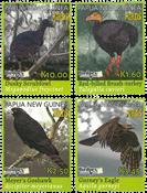 Papouasie - Birdpex 8 Talegalla - Série neuve 4v