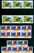 St. Pierre og Miquelon - 17 postfriske frimærker
