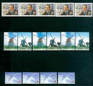 Portugal - 17 postfriske frimærker