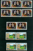 Philippines - 34 timbres neufs