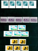 Pays-Bas - 20 timbres neufs