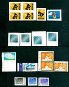 Pays-Bas - 28 timbres neufs