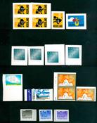 Hollanti - 28 postituoretta postimerkkiä
