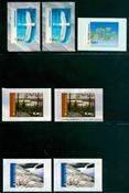 Finlande -7 timbres neufs