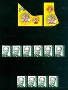 Belgique - 12 timbres neufs