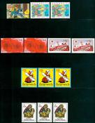 Itävalta - 13 postituoretta postimerkkiä