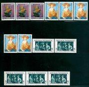 Autriche - 13 timbres neufs