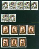 Autriche - 14 timbres neufs