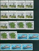Antartique - 20 postfriske frimærker