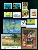 Overraskelsespakke - 10 forskellige udgaver (8-10 forskellige lande)