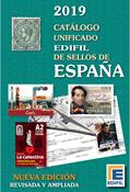 Edifil katalog - Spanien 2019