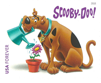 United States - Scooby-Doo / Doo good * - Mint stamp