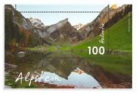 Suisse - Alpstein - Bloc-feuillet neuf