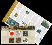 Grande-Bretagne - Première guerre mondiale 1918 - Présentation souvenir