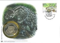 WWF Numiscover - Fishing cat