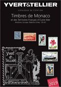 Yvert & Tellier Catalogue Tome 1 bis Monaco et Territoire Fr. d'Outre-Mer 2019