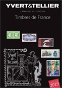 Yvert & Tellier - Catalogue Tome 1 France 2019