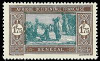 Senegal - YT 108A postfrisk